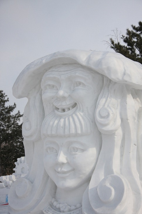 esculturas neve lindas gelo inverno arte (51)