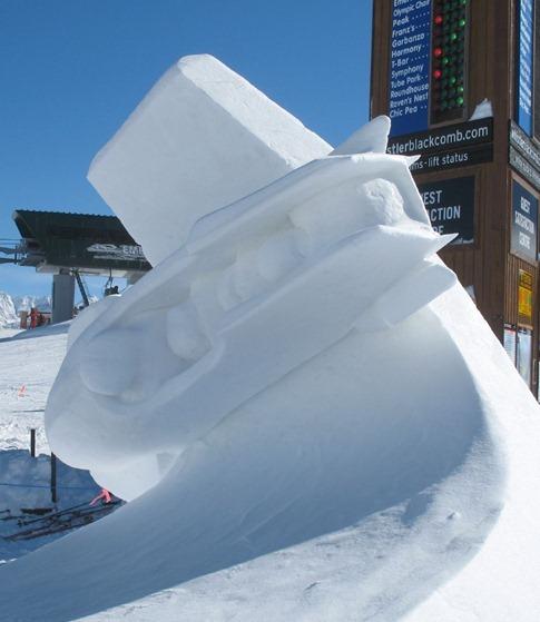 esculturas neve lindas gelo inverno arte (7)