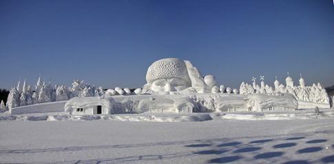 esculturas neve lindas gelo inverno arte (8)