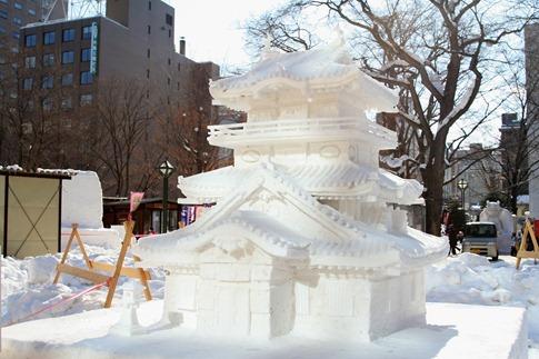 esculturas neve lindas gelo inverno arte (28)