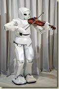 Robot-violin