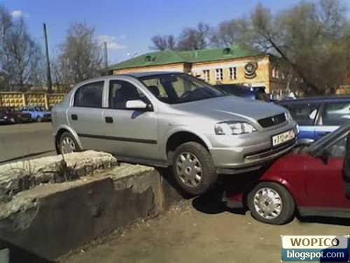 Extreme Parking