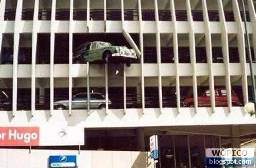 Worst Parking Skill