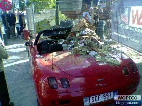 Wrong Car Park
