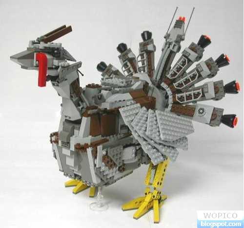 Chicken Lego
