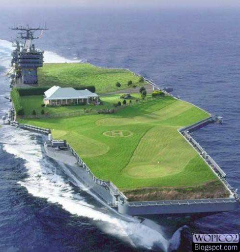 Golf Yard Ship