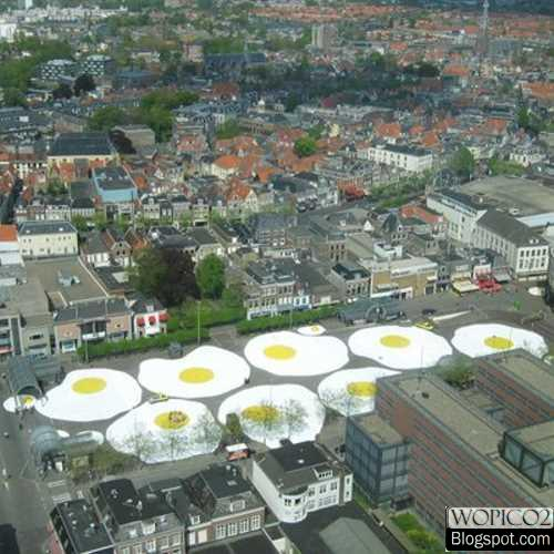Eggs City
