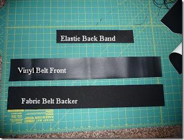 belt cut
