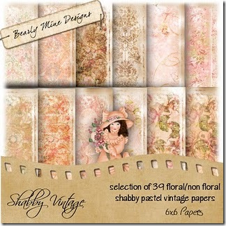 Shabby Vintage Preview