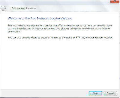 net drive