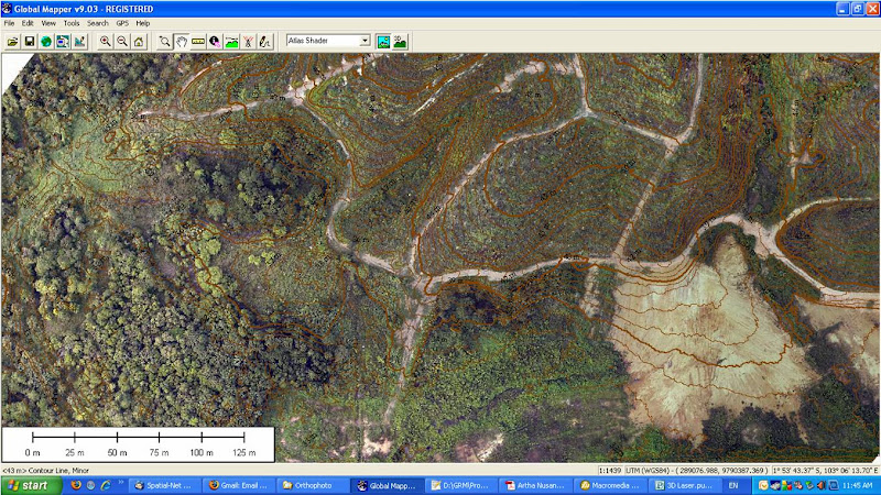contours global mapper