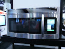Android-enabled microwave from Touch Revolution
