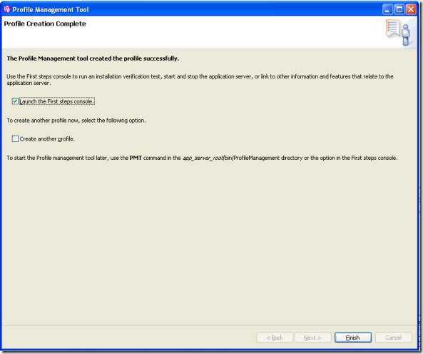 WebSphere-App-Server-Profile-Rad11