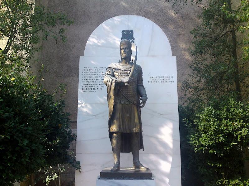 Κωνσταντίνος Παλαιολόγος, Constantine Palaiologos