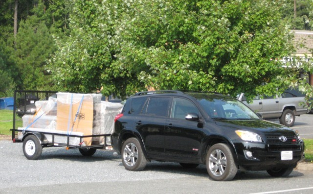 very happy with towing performance toyota rav4 forums. Black Bedroom Furniture Sets. Home Design Ideas
