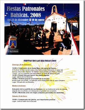 Las Balsicas 2008