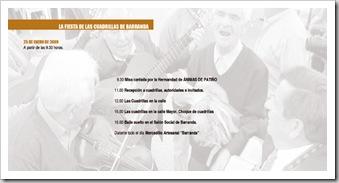 LA FIESTA DE LAS CUADRILLAS 2009 - Programa-4 copia