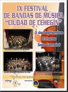 Cartel Festival Bandas
