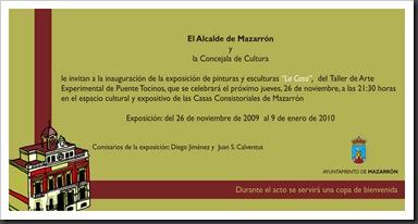 Invitación Expo.T.A.E