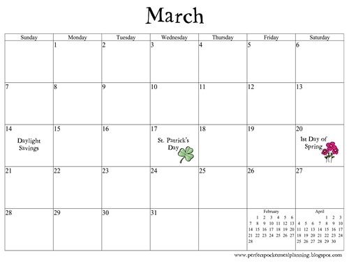 march calendar2