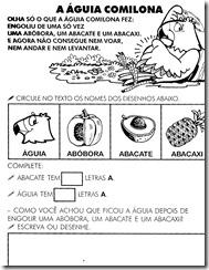 NO MUNDO DA ALFABETIZAÇÃO- VOLUME 1 027