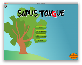 Sapus Tongue Mac