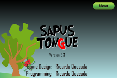 Sapus Tongue 3.3 Retina Display