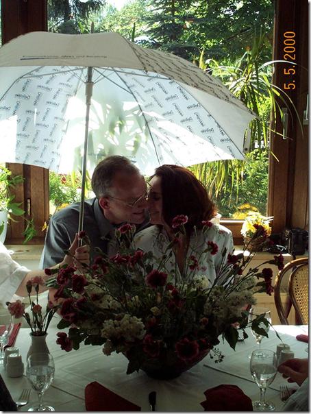 Eva & Günter - endlich verheiratet!