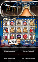 Screenshot of Singapore Slot Machine HD