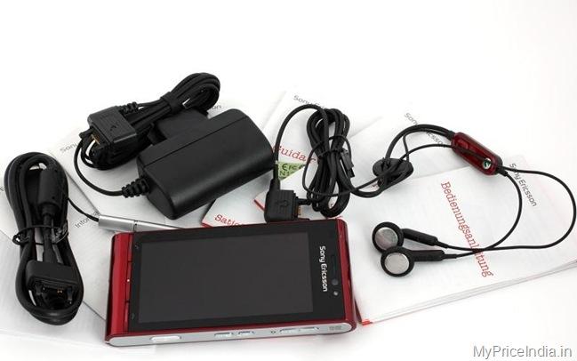 Sony Ericsson Satio (Idou) Price in India