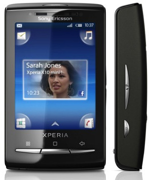Sony Ericsson XPERIA X10 mini Price in India