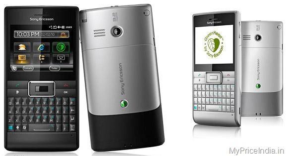 Sony Ericsson Aspen Price in India