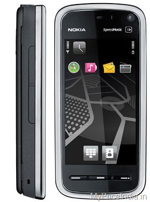 Nokia 5800 Navigation Edition Price in India