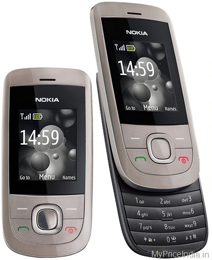 Nokia 2220 slide Price in India