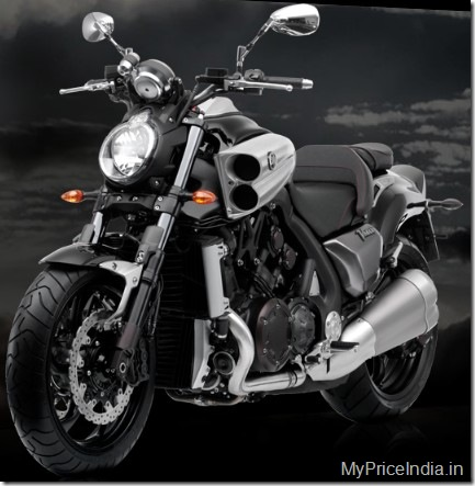 Yamaha Vmax Price in India