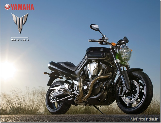 Yamaha MT01 Price in India