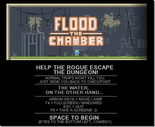Flood the chamber freeware game (1)
