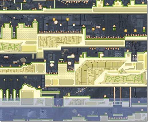 Flood the chamber freeware game (2)