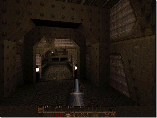 Quake Reloaded flash game