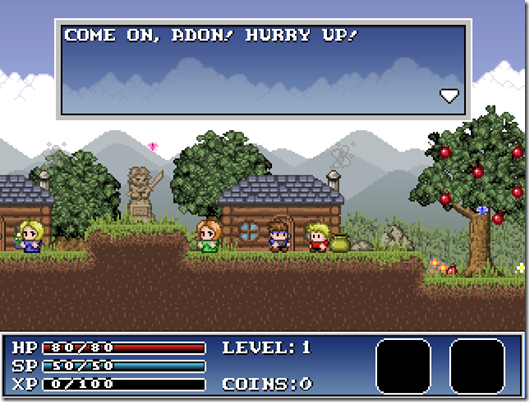 Sword Of Legend freeware game (4)