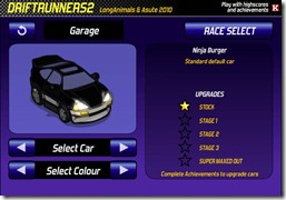 Driftrunners 2 free web game (2)