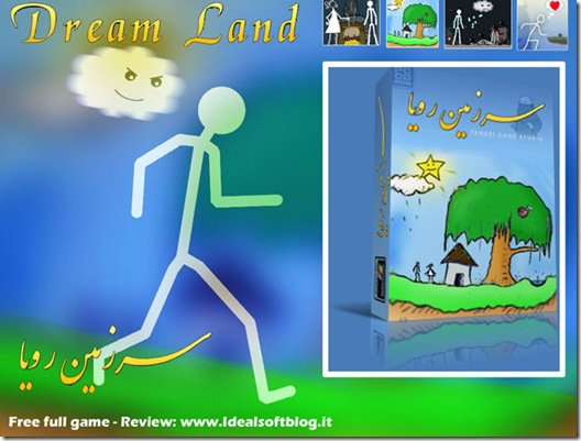 DreamLand_free game