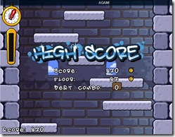 Icy Tower freeware (2)