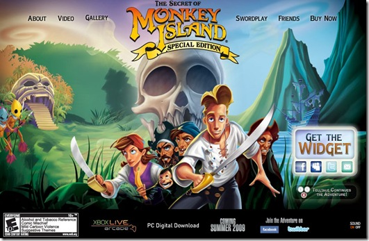 Monkey island remake