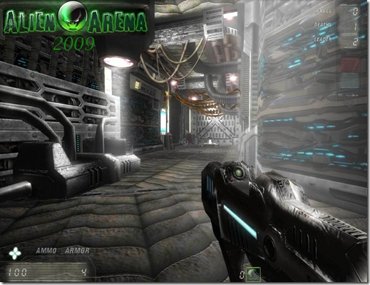 Alien Arena 2009 free full game (5)