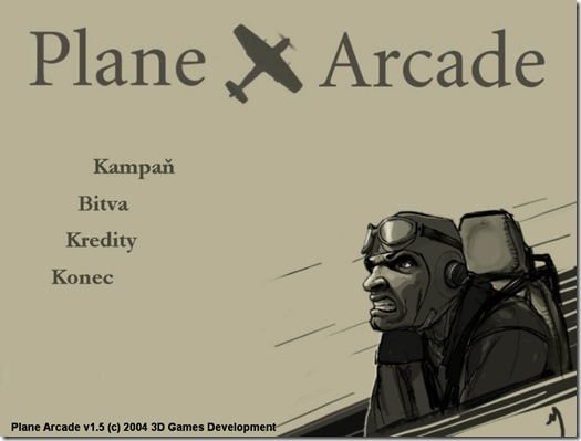 Plane Arcade - freeware game (3)