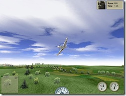 Plane Arcade - freeware game (2)