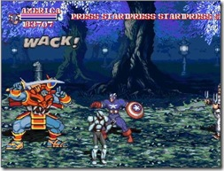 Capitan commando and the avenger free fan game (8)