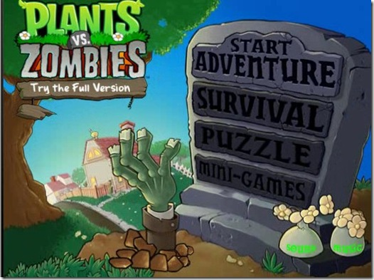Plant vs Zombies Online version_ (1)