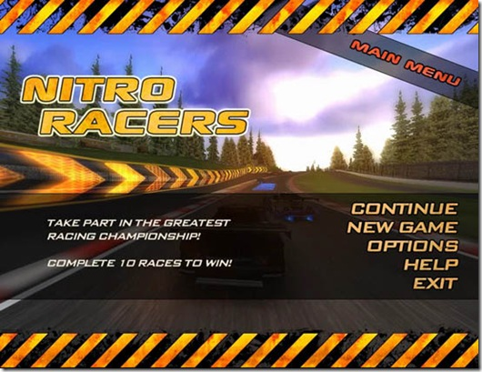 Nitro Racers free full game (1)